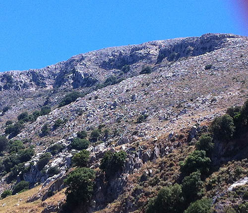 outdoor activities at the Soros mountain at Amari Rethymnon Crete
